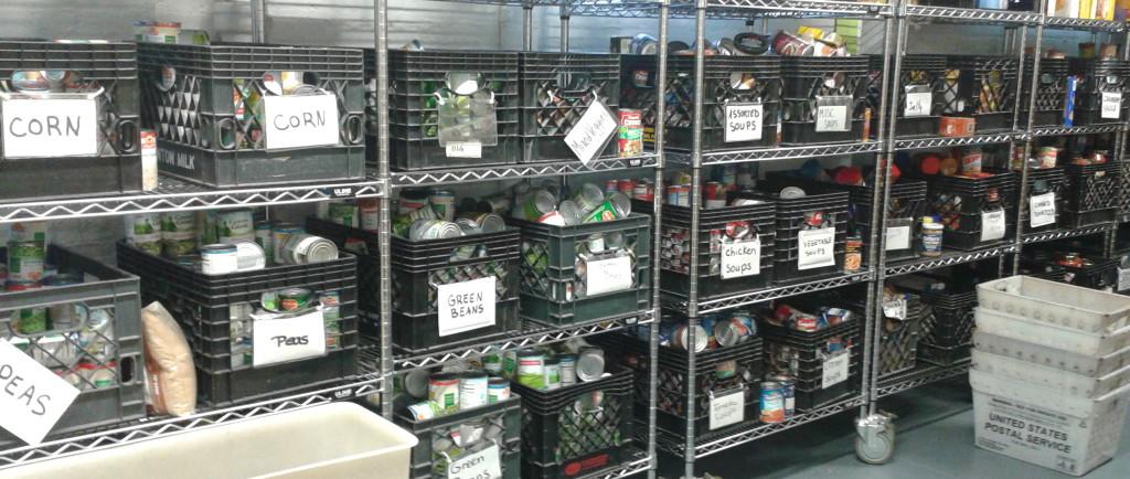 Hunger shelves